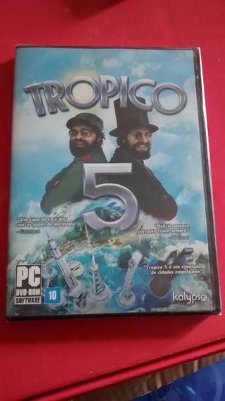 Tropico 5 Para Pc Original E Lacrado