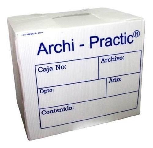 Archicomodos De Plástico Archipractic