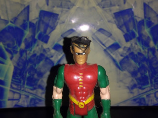 Robin - Batman Tas - City Toy - Sheldortoys