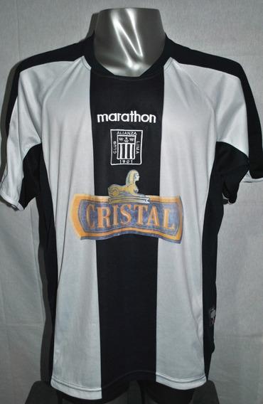 Camiseta Alianza Lima De Perú, Marathon Titular. Talle Xl