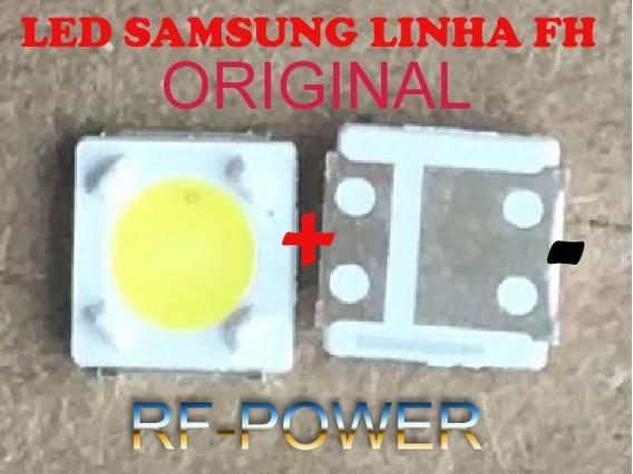 25 Pç Led Smd Samsung 3v 1w Linha Fh Un40fh5205g Un32fh5203g