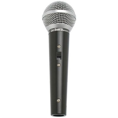 Microfone Leson Sm 50 Vk - Cardióide