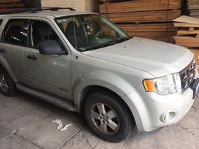 Ford Escape 2.0 Xls Tela L4 At A Tratar!