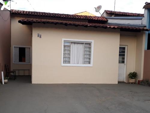 Imagem 1 de 11 de Casa À Venda No Condomínio Residencial Elizabeth - Cc00202 - 69354254
