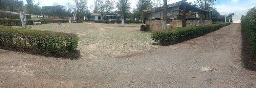 Terreno En Venta En El Carrizo, San Juan Del Río.