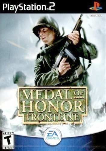 Medal Of Honor Frontline Playstation 2 Ps2 Original
