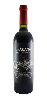 Vino Chakana Estate Selection Red Blend Caja X6
