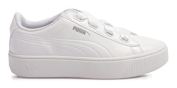 Zapatillas Puma Vikky Stacked Ribbon-37040251- Puma