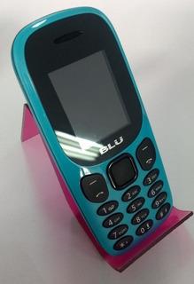 Celular *blu-j050*dois*chips*semi*novo*