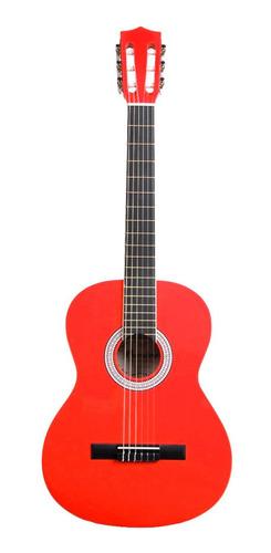 Imagen 1 de 5 de Guitarra Criolla Clasica Estudio Superior Funda