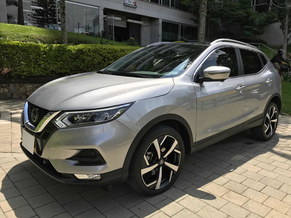 Nissan Qashqai Exclusive 4wd