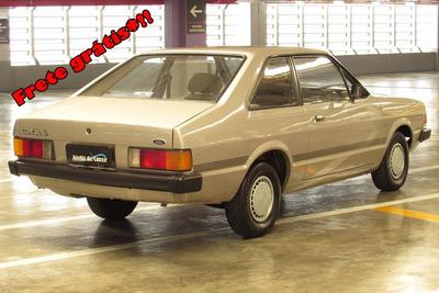 Vendido - Corcel L Astro 1986 - Original - Ateliê Do Carro