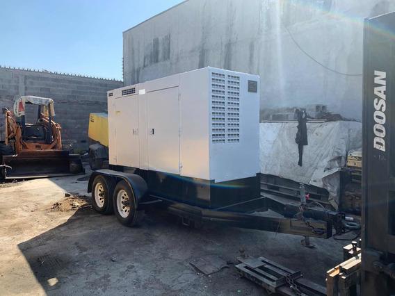 Generador Planta De Luz Multiquip 70kva