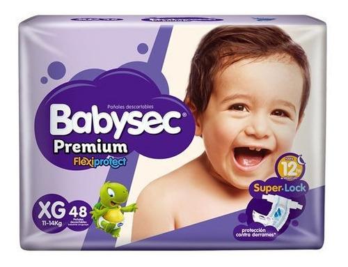 Babysec Premium Xg X 48 + Obsequio