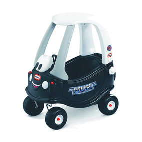 Carro Coupe Policia Little Tikes 18m-5a Frete Grátis Sp 12x