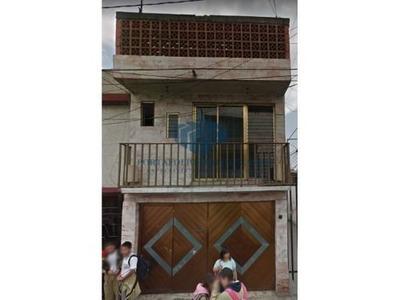 Casa En Venta En Iztapalapa Cdmx