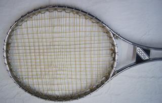 Raquete Wilson T5000 Prateada
