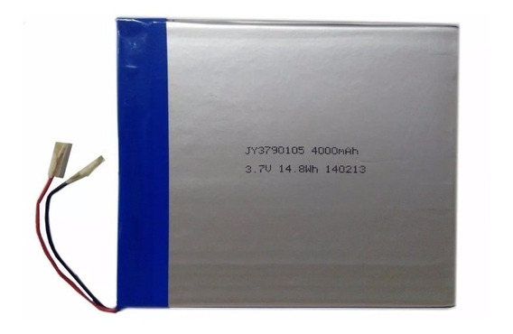Bateria Tablet Cce Motion Tab Tr91 T935 3.7v 4000mah 14.8wh