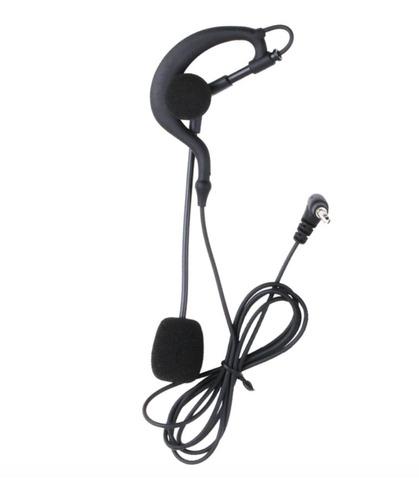 Audífono Para Intercomunicador Ideal Juez Árbitro Deportes