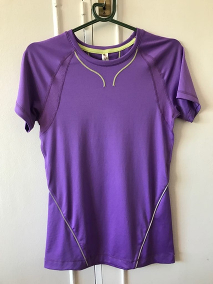 Remera Dry Fit Mujer De Usa Talle M - 5645