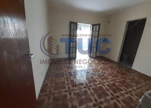 Imagem 1 de 15 de Sobrado C/02 Casas Sendo 01 Térrea,03 Dormitórios, 2 Vagas-alvarenga-sbc - 9133