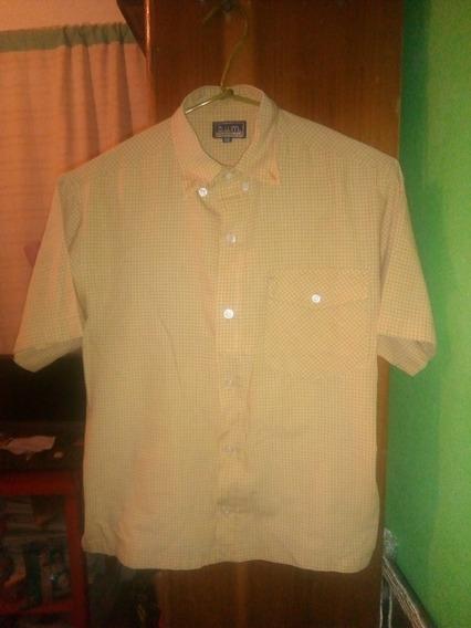 Camisa B.u.m. Equipment. Talla 12. Niño