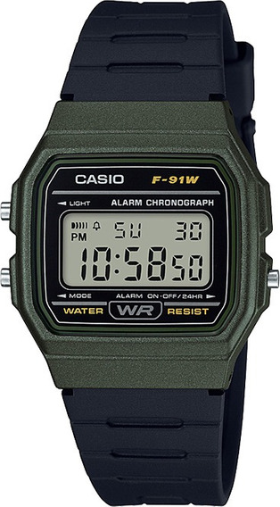Casio Vintage F-91wm-3a