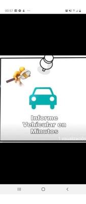 Informe Vehícular Nacional En Minutos,