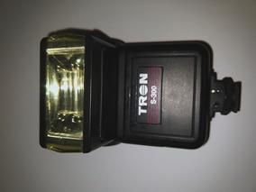 Flash Speedlite Tron S-300 (nikon, Canon, Pentax)