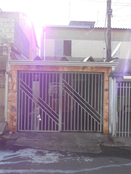 Casa Residencial À Venda, Vila Lunardi, Campinas. - Ca1451