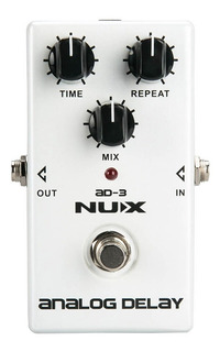 Pedal Efecto Nux Analog Delay Ad-3