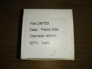 Kit De Pistón 45 Mm Desmalezadora Oleo Mac 753