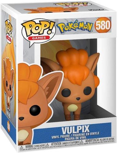 Funko Pop Pokemon Vulpix