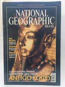 National Geographic Brasil Especial Antigo Egito