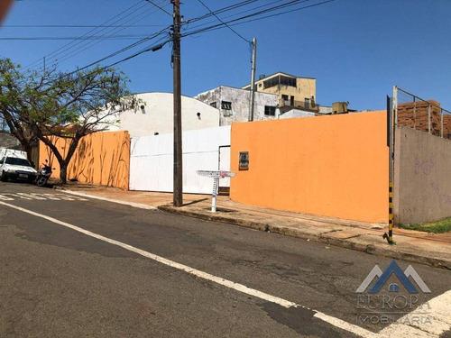 Terreno À Venda, 1600 M² Por R$ 900.000,00 - Tietê - Londrina/pr - Te0546
