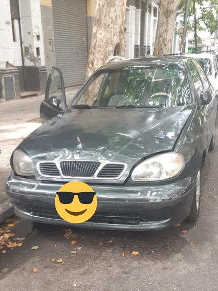 Daewoo Lanos 1.6 Sx 2000