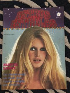 Revista Astros E Estrelas 5 Brigitte Bardot Diva Do Cinema