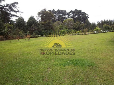 Se Vende Lote Plano En San Rafael De Heredia (nhp-378)