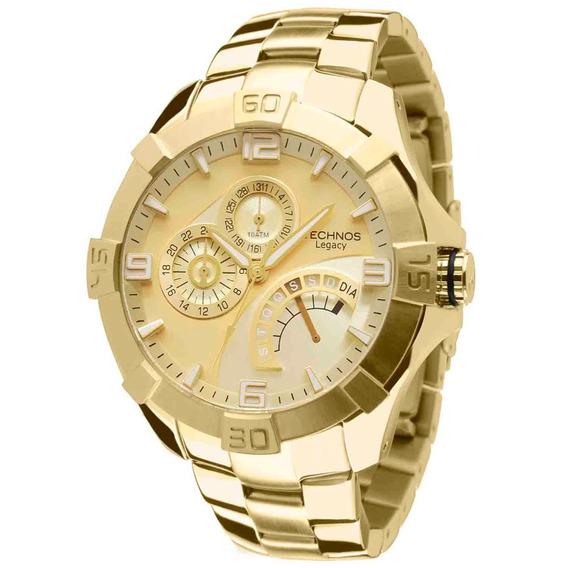 Relógio Technos Classic Legacy Masculino Jr00ah/4x