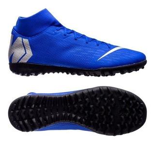 Zapatillas Nike Mercurial Superfly Vi Academy Tf - Original