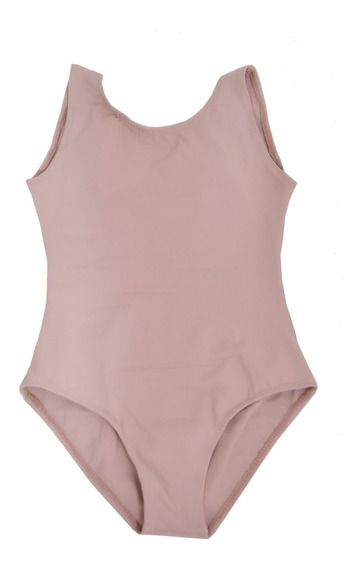 Collant Body Maio Ballet Jazz Danca Regata Adulto