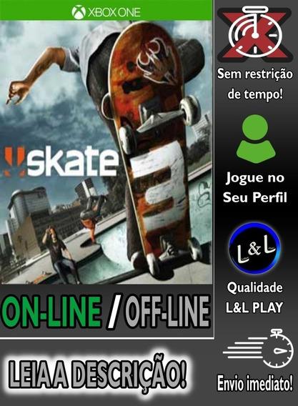 Skate 3 Xbox One Digital + Jogo Brinde