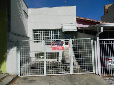 Casa (comercial) Com 4 Salas À Venda E Locação 97 M² Por R$ 300.000 / R$ 1.600 - Centro - Sorocaba/sp - Ca0538