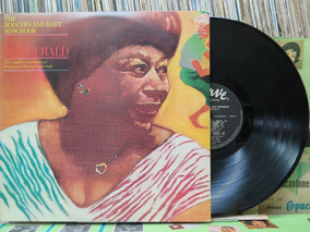 Ella Fitzgerald The Rodgers And Hart Songbook Lp Jazz Blues