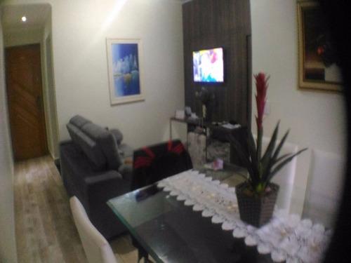 Imagem 1 de 8 de Apartamento A Venda, Edifício Nove De Julho, Anhangabaú, Jundiaí - Ap08757 - 4704418
