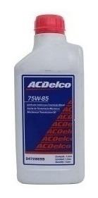 Oleo Câmbio Transmissão 75w85 Sintético Acedelco Original G
