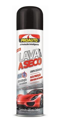 Imagem 1 de 1 de Lava A Seco Proauto Para Auto 400ml