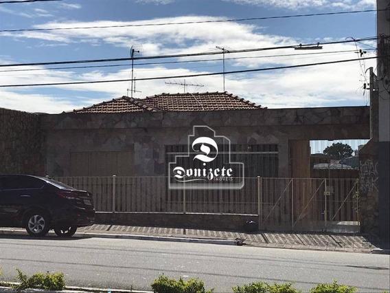 Casa Com 3 Dormitórios À Venda, 171 M² Por R$ 890.000,00 - Santa Maria - São Caetano Do Sul/sp - Ca1088