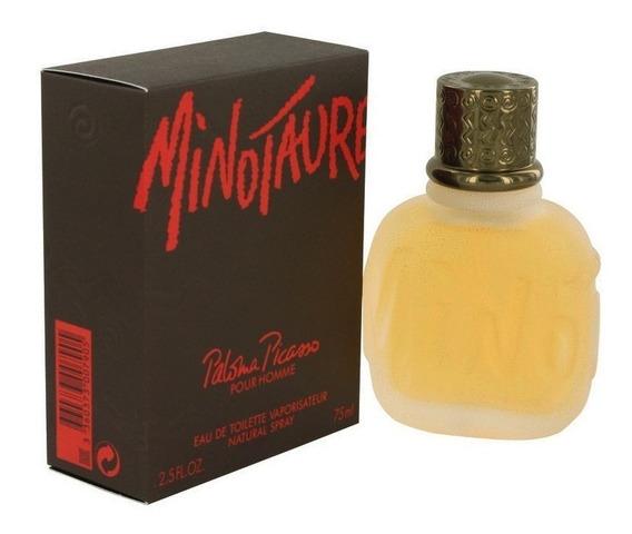 Perfume Minotaure Paloma Picasso 75 Ml Original
