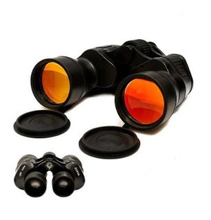 Binoculares 20x50 Jumelles Con Brujula Campin